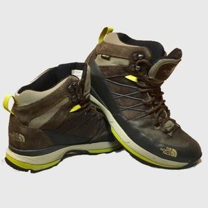 The North Face Gor-Tex Waterproof Hiking Boots